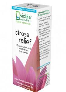 Stress Relief  siddha flower essences
